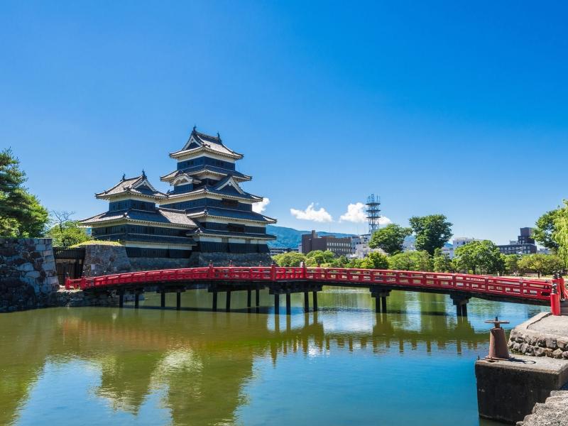 長野・1泊2日で人気観光スポットを巡るモデルコース【松本城&周辺〜上高地】