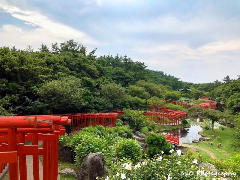 【青森】千本鳥居が美しいパワースポット高山稲荷神社