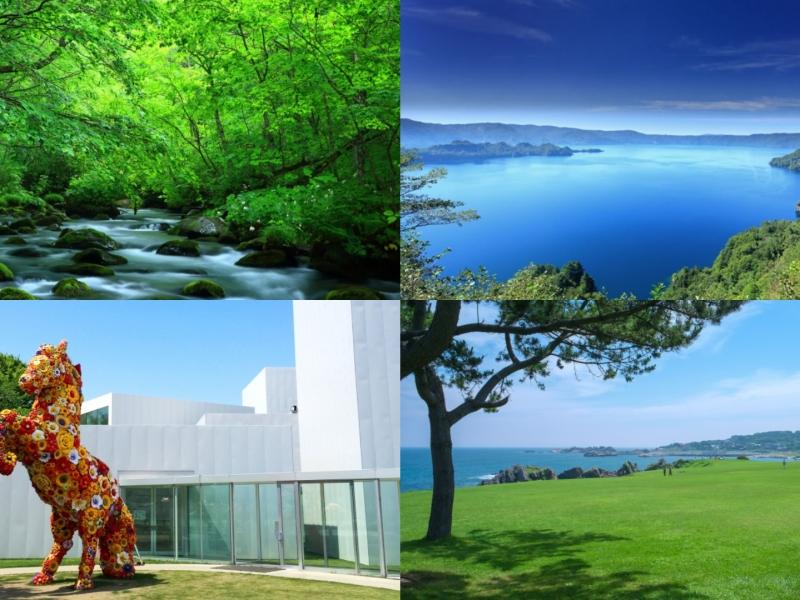 【青森】2泊3日で奥入瀬渓流・十和田湖・酸ヶ湯温泉をめぐる観光モデルコース