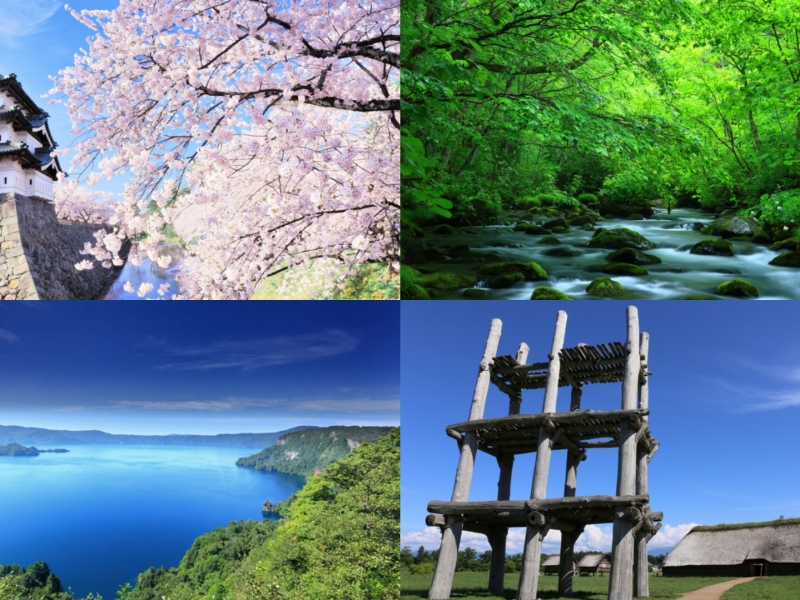青森県の人気観光スポットをめぐるモデルコース4選!青森旅行におすすめ