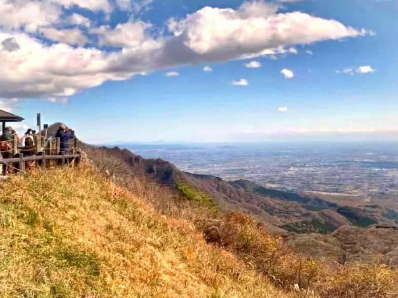 【群馬】榛名山ロープウェイで絶景を満喫!見どころ&周辺の観光情報