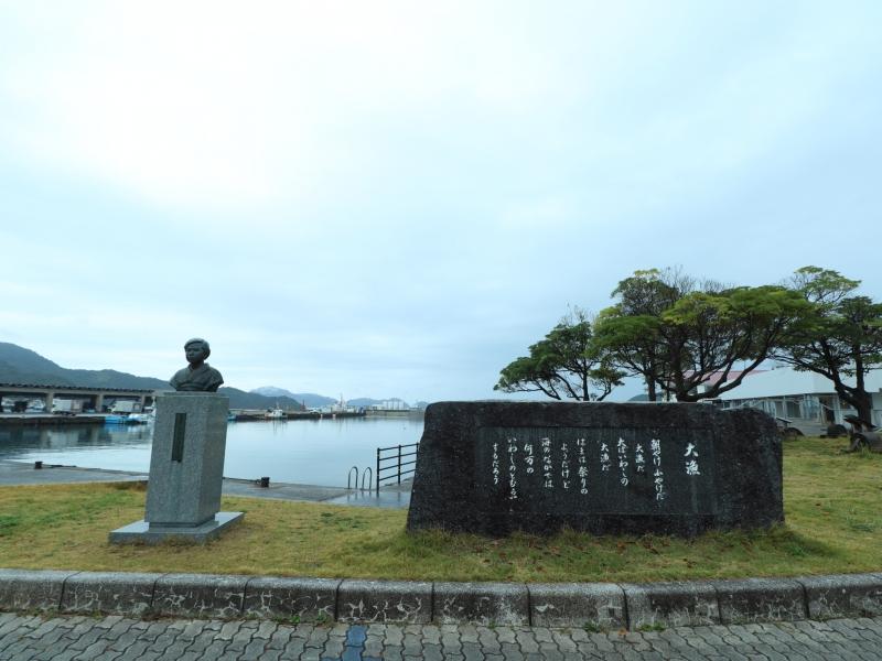 【山口】金子みすゞが暮らした長門市仙崎「みすゞ通り」10の見どころ