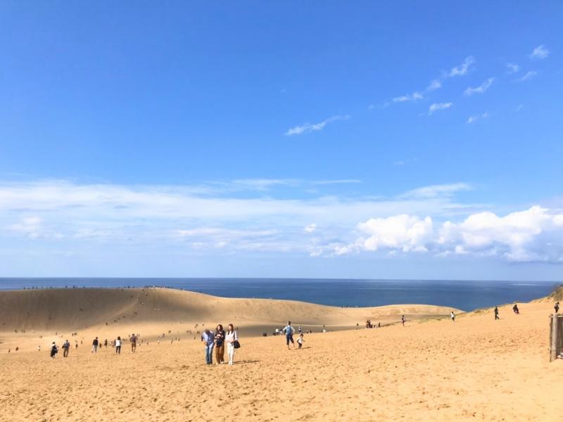 【鳥取】鳥取砂丘を訪れる1泊2日モデルプラン!週末旅や家族旅にぴったり!