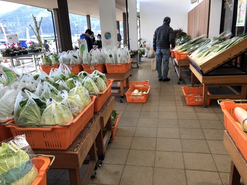 【道の駅ようか 但馬蔵】美味しい野菜やお土産がいっぱい!(兵庫・養父市)