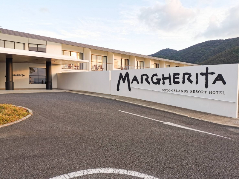 【長崎】上五島滞在なら絶対マルゲリータホテル!女子旅におすすめのおしゃれリゾート