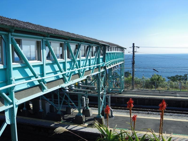 【海が見える駅】江ノ島〜小田原間 フォトジェニックな風景を見に行こう!