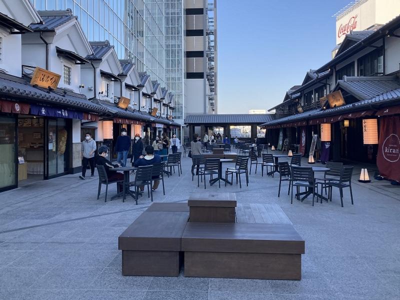 【神奈川】江戸情緒溢れる「小田原新城下町」も注目の駅前新スポット「ミナカ小田原」