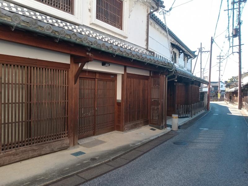 【奈良】落ち着いた町並みが魅力!五條新町を歩こう