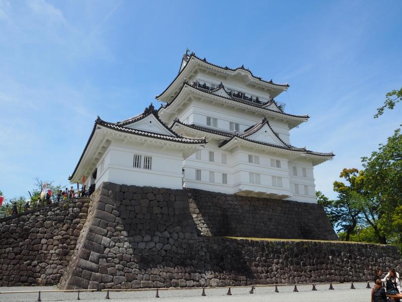 【神奈川】半日あれば大丈夫!小田原城とその周辺を歴史さんぽ♪