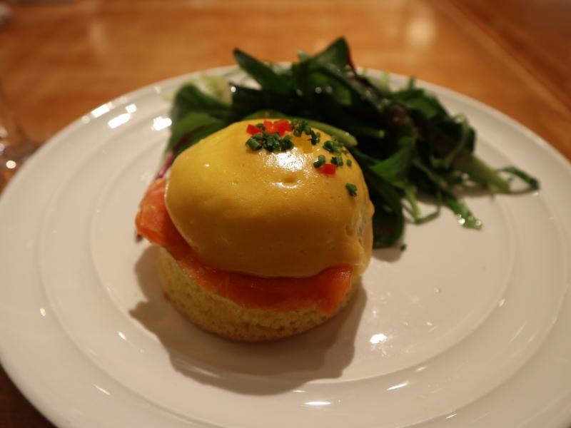 【東京・新宿】NYの朝食の女王「サラベス」で美味しいブランチを♪