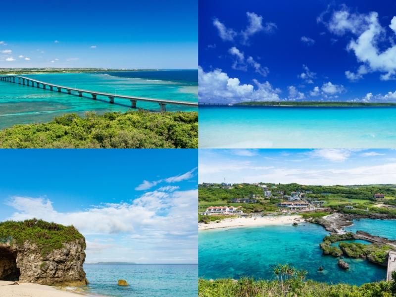 【沖縄】来間大橋や砂山ビーチも!宮古島2泊3日観光モデルコース