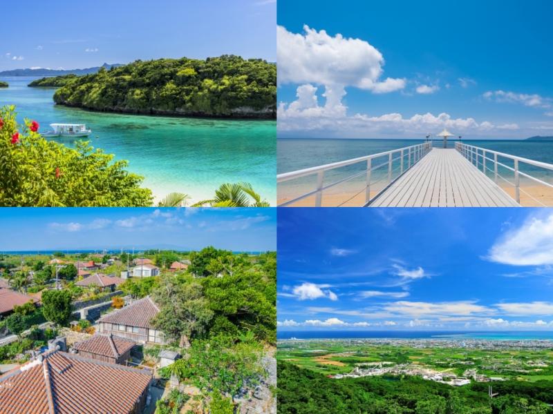 【沖縄】川平湾や竹富島も!石垣島2泊3日観光モデルコース