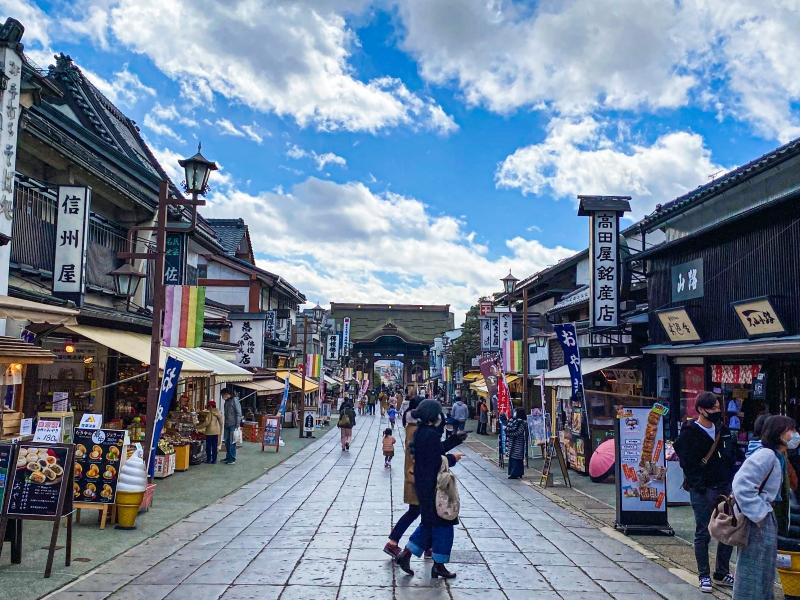 【長野】善光寺参りからスキーまで!長野市の見る・食べる・遊ぶ・泊まるはこれで決まり!