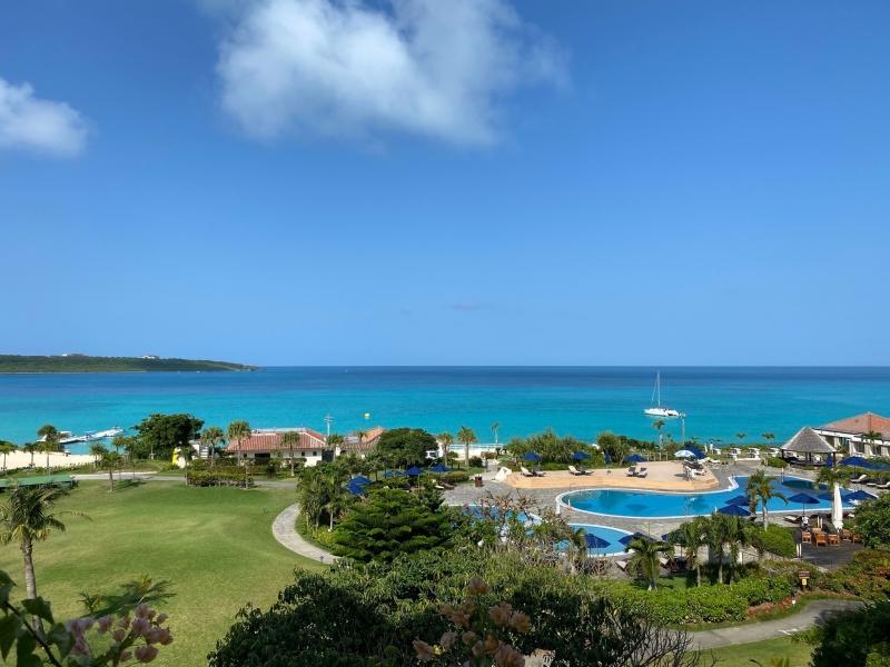 東洋一美しいビーチフロントの【宮古島東急ホテル&リゾーツ】に泊まろう