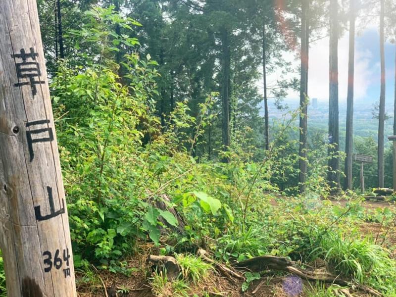 高尾山口駅から登山口まで徒歩5分!高尾山のお向かいの山【草戸山】へ
