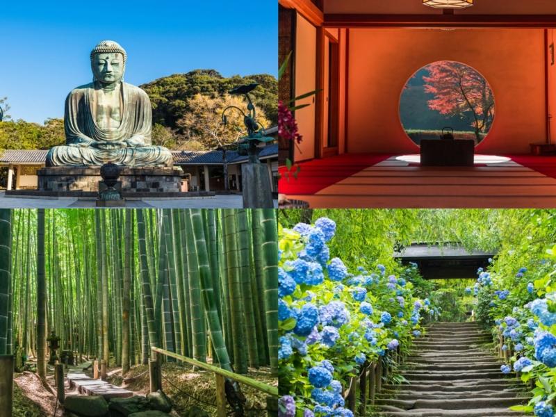 鎌倉の大仏に鶴岡八幡宮も!王道スポットをめぐる鎌倉観光おすすめモデルコース