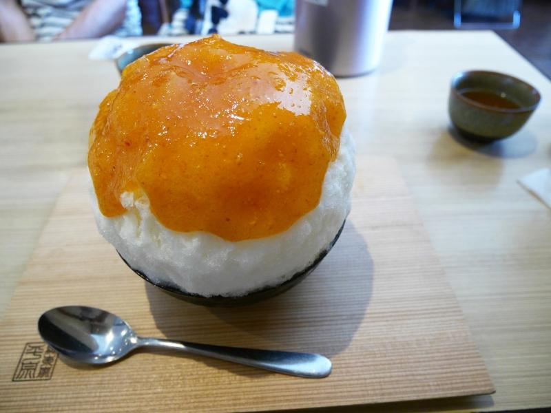 【奈良】美味しいかき氷が味わえる柿の葉寿司のお店「平宗」法隆寺店