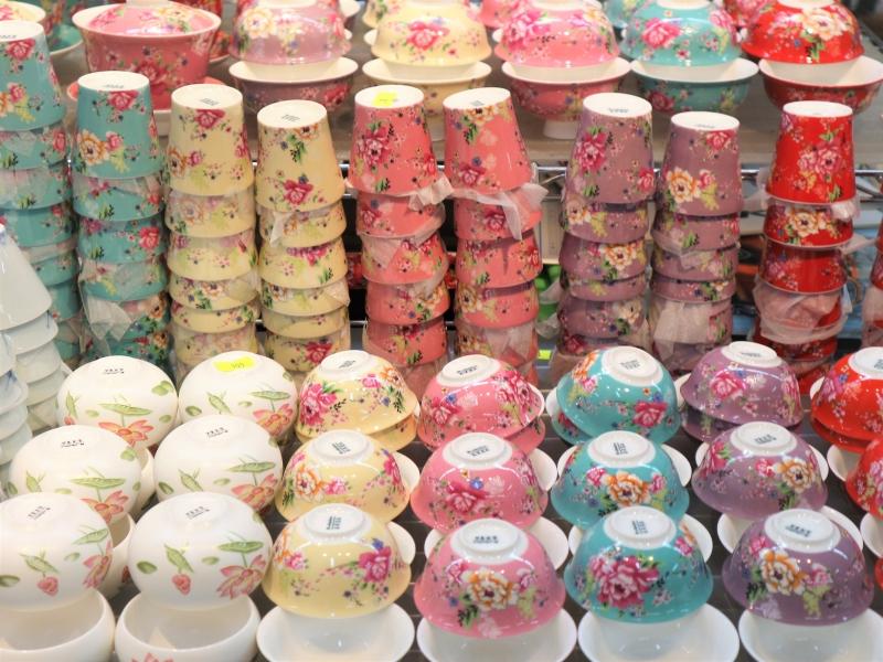 【台湾】雑貨や陶器好きにおすすめ!迪化街・鶯歌・永康街を巡る、女子ひとり旅1日モデルコース