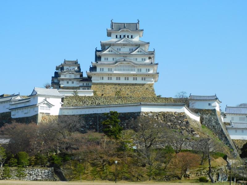 【兵庫県】でお城&城跡巡り旅!