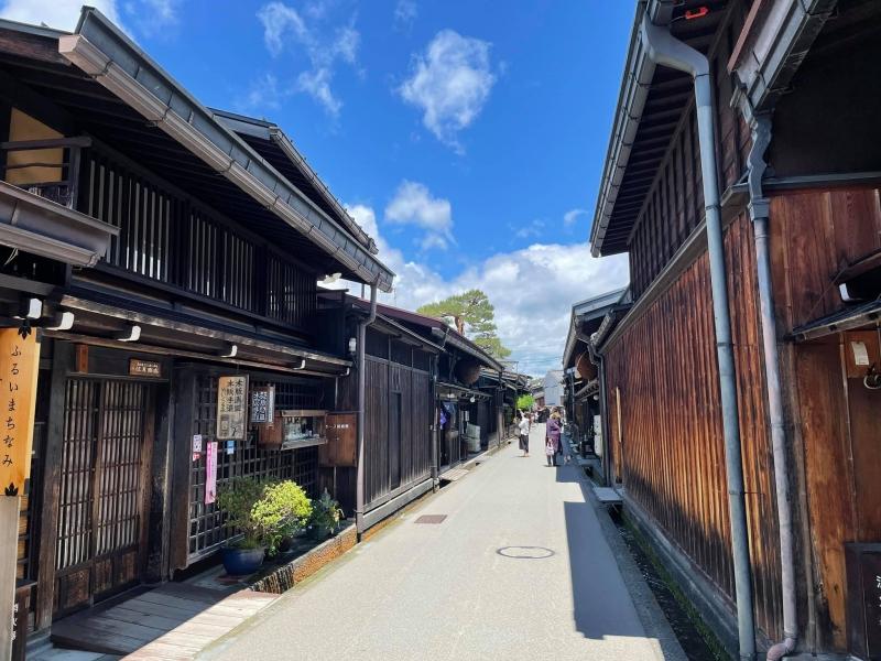 【岐阜】モダンな飛騨高山で歴史&グルメを満喫♪1泊2日の観光モデルコース