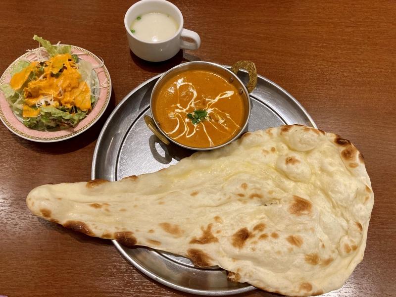 【兵庫県明石】駅前おすすめランチ!インド料理「ディープマハル」