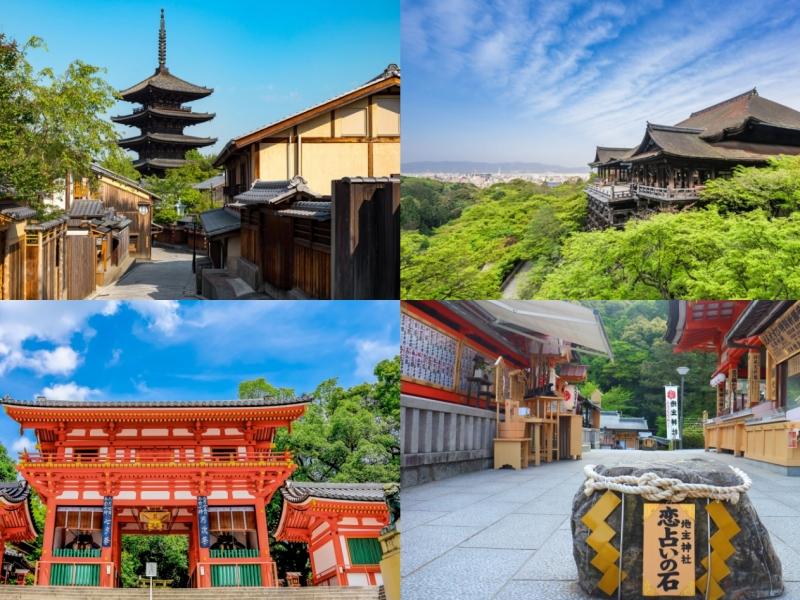 清水寺に八坂神社、地主神社も!東山・祇園観光おすすめモデルコース【京都】