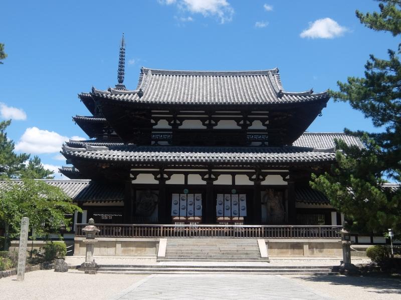 【奈良】世界最古の木造建築 法隆寺で日本の歴史を再確認