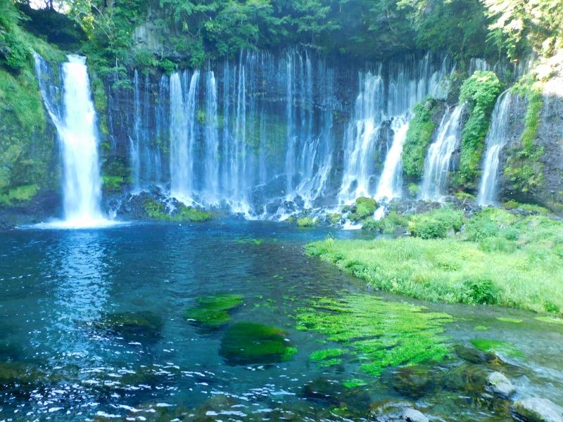 涼を求めて!静岡県でおすすめの名瀑10選