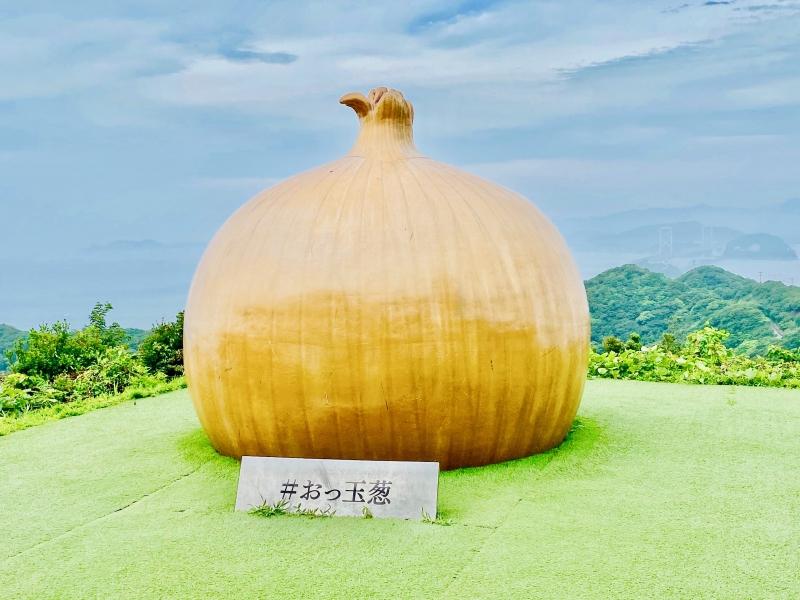"""【淡路島】おったまげな絶景もグルメも満喫できる""""うずの丘"""""""