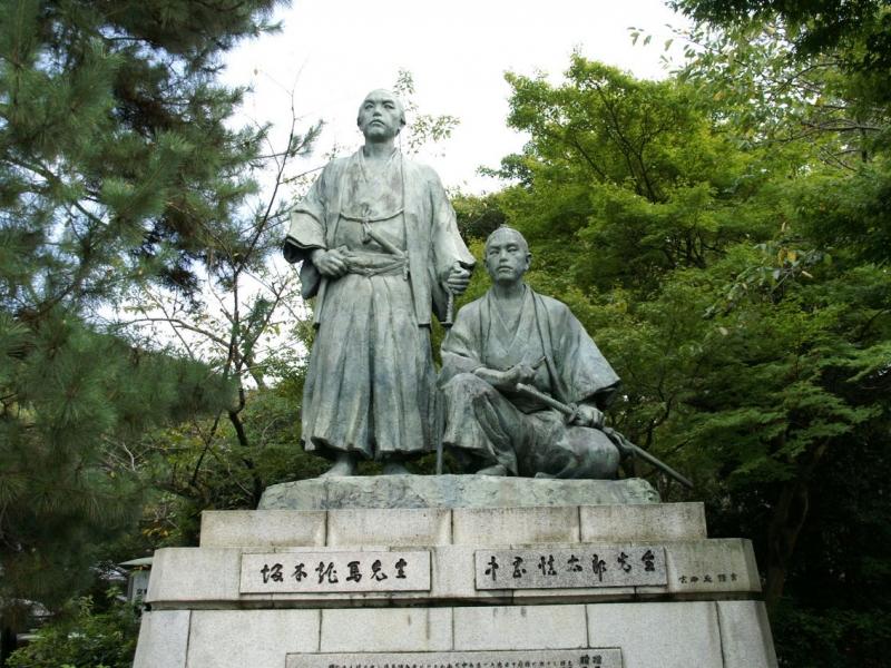 没後150年、幕末の志士 坂本龍馬ゆかりの地巡り~高知・長崎・京都~