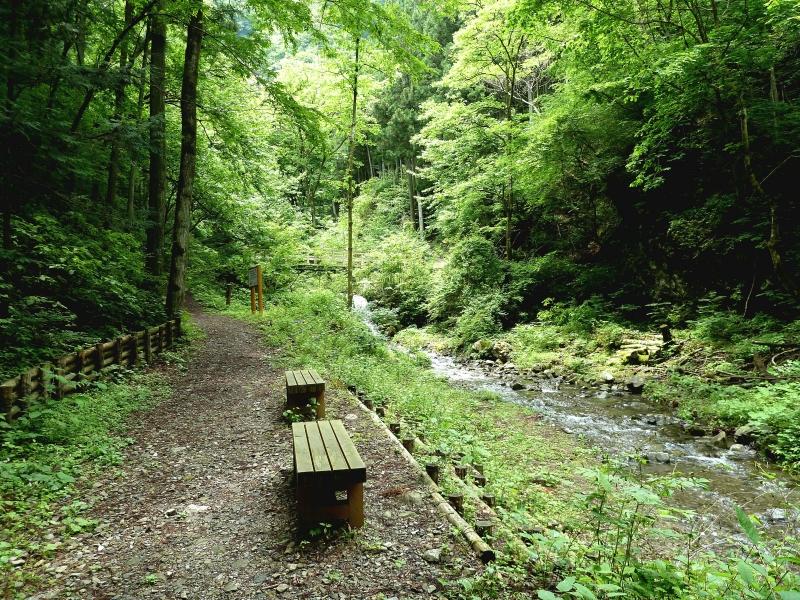 丸神の滝コース