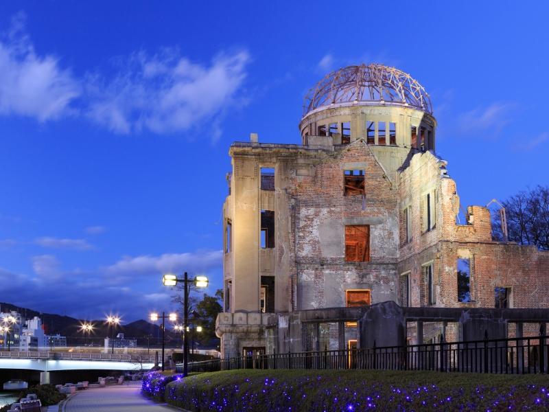 平和のありがたさを感じながら広島【平和記念公園】を歩こう!