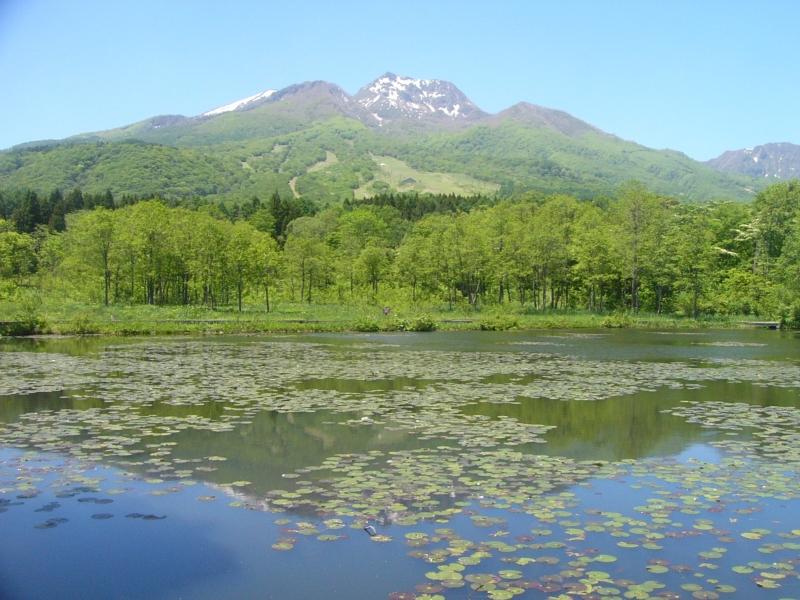 大自然の景色と名湯・秘湯に癒される 新潟 / 妙高高原