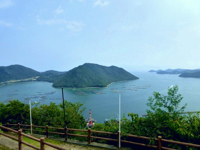 瀬戸内の小さな港町!岡山・日生「みなとの見える丘公園」からの絶景