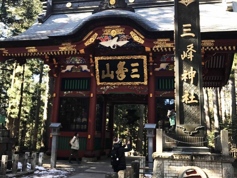 [埼玉]関東屈指のパワースポット!秩父・三峯神社で運気UP!