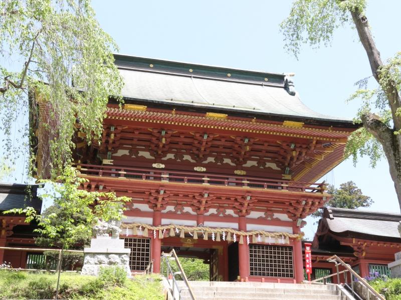 [宮城]仙台松島観光に絶対外せないパワスポ!伊達家崇拝の塩釜神社