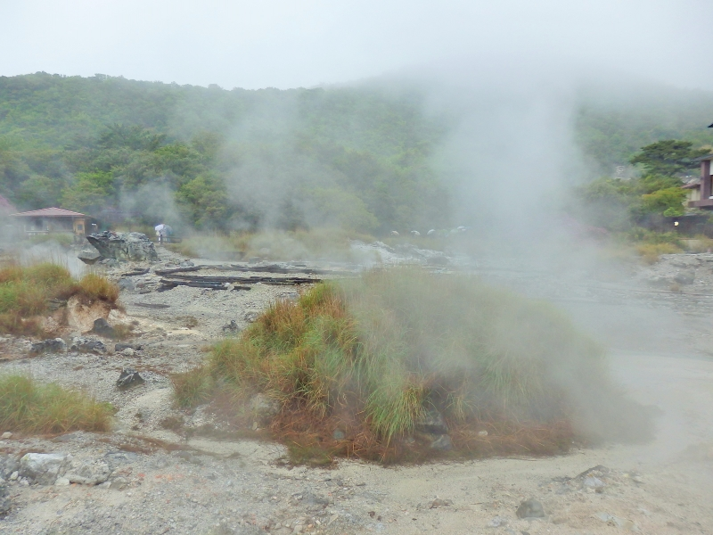 日本最古の国立公園!長崎県・雲仙で地獄をめぐる