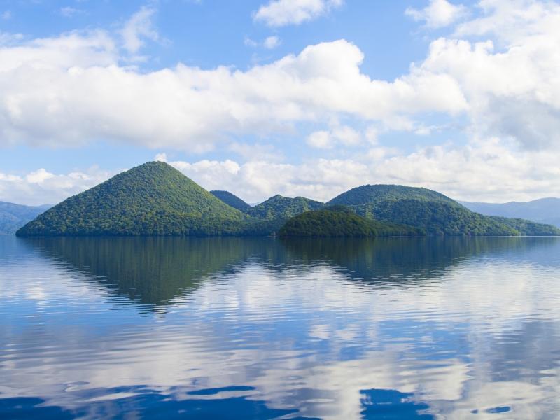 日本百景の一つ!自然溢れる[北海道]洞爺湖&周辺観光ガイド