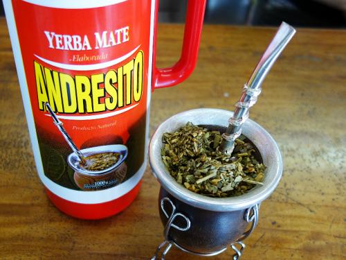 マテ 茶 効能