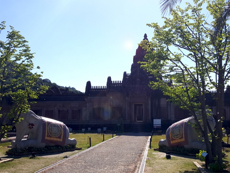香川でアジアの世界的遺産を巡る!レオマリゾートのオリエンタルトリップ