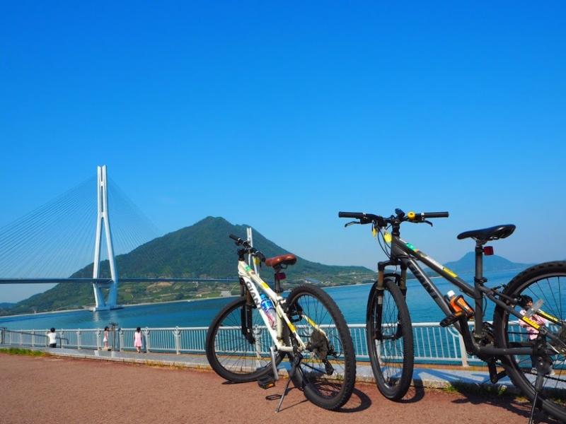 絶景を眼下に!しまなみ海道でサイクリングに挑戦!