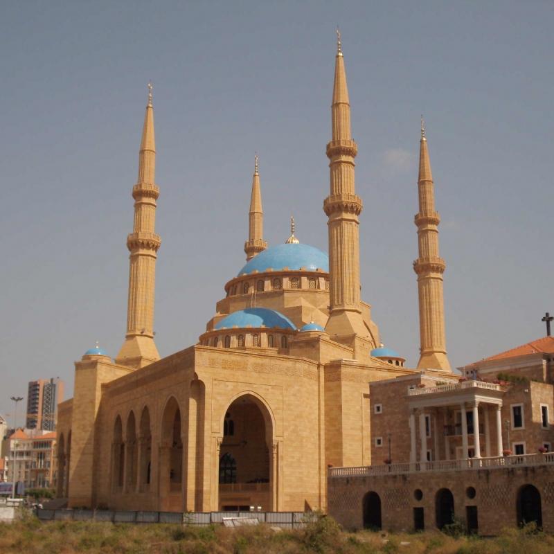 レバノン観光と言えばここ!ベイルート・ビブロス・バールベック
