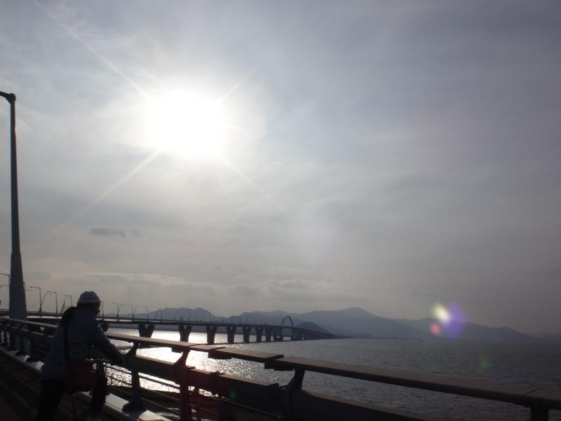 [福岡] 新北九州空港連絡橋~海の上を気軽にサイクリング!