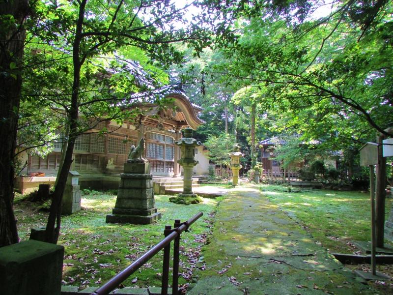 金沢東山で心の道を巡る。卯辰山山麓寺院群さんぽコース