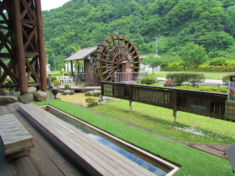 [富山]大自然と珍スポットと鮎を楽しめる!庄川水記念公園と鮎の庄