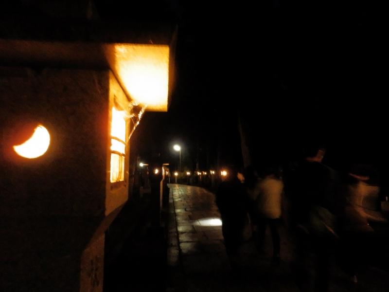 [高野山]神秘的な夜!普賢院の宿坊と恵光院のナイトツアー