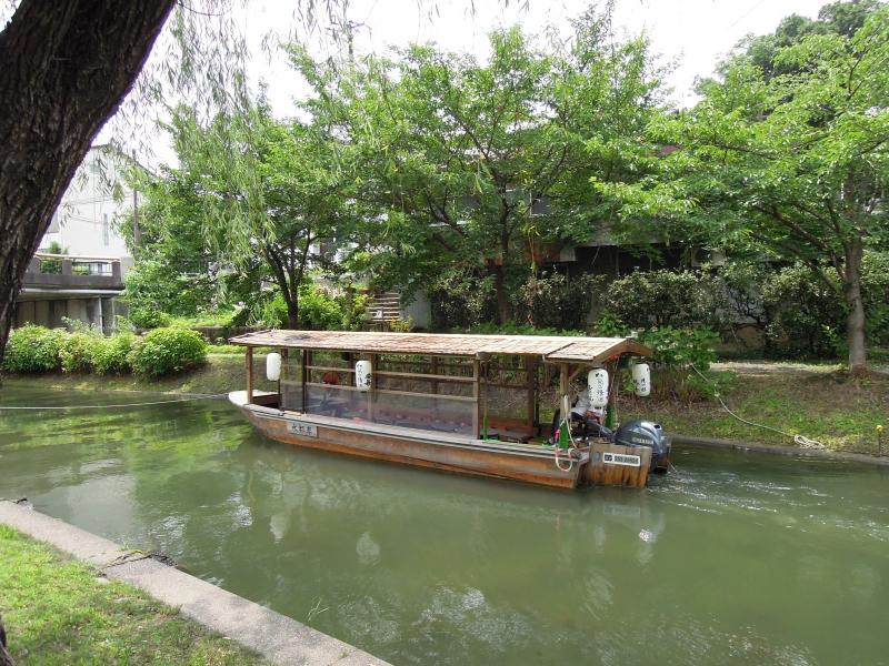 [京都]十石船や日本酒飲み比べが楽しい!酒どころ伏見をぶらり散策