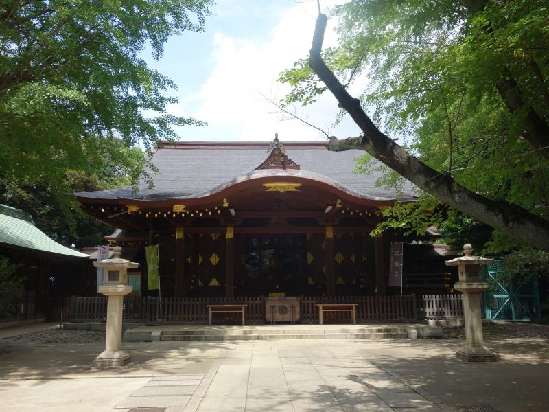 縁結びのパワースポット【渋谷氷川神社】と周辺のおすすめカフェ