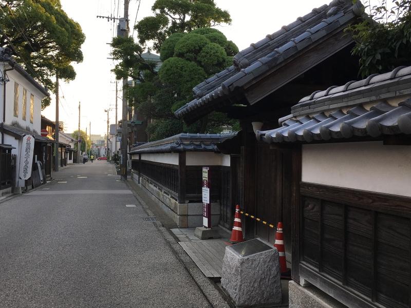 城下町の名残を見つけて歩く佐賀市内ぶら散歩の旅