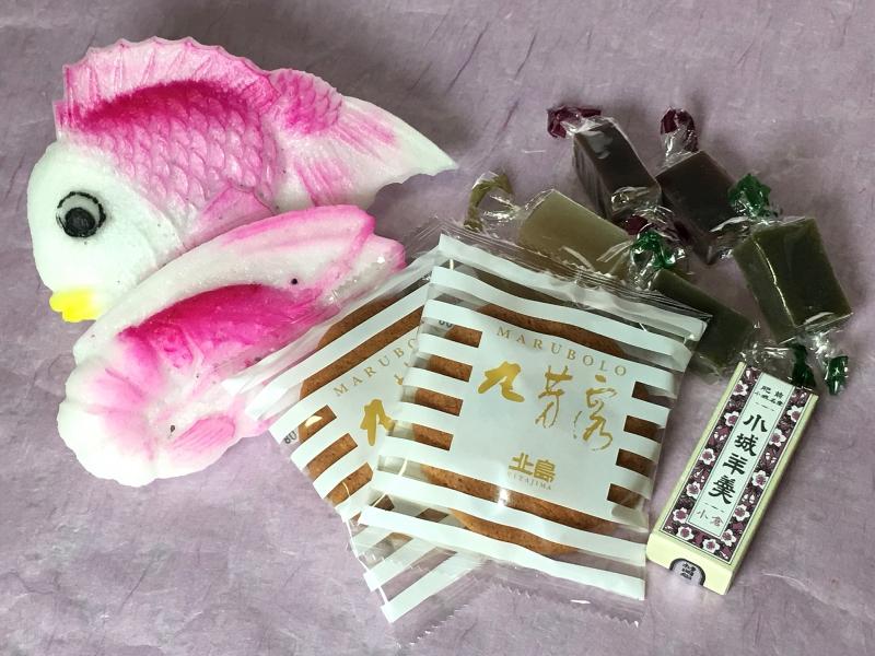 日本のお菓子文化はシュガーロード「長崎街道」から始まった
